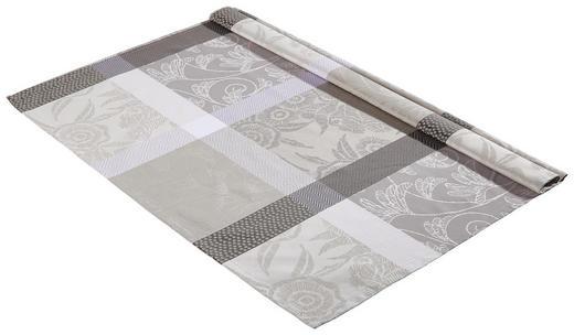 TISCHDECKE Textil Grau 100/100 cm - Grau, KONVENTIONELL, Textil (100/100cm) - Esposa