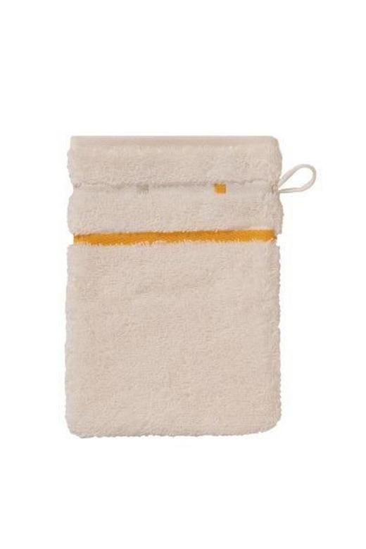 WASCHHANDSCHUH  Beige - Beige, Basics, Textil (16/22cm) - Vossen
