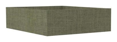 Schublade Unit - Braun, MODERN, Holzwerkstoff (42,4/14/53cm) - Ombra