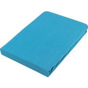 Fixleintuch 180/200 cm  - Petrol, Basics, Textil (180/200cm) - Boxxx