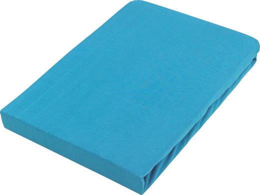 SPANNLEINTUCH 100/200 cm - Petrol, Basics, Textil (100/200cm) - Boxxx
