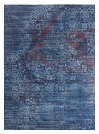 WEBTEPPICH  70/140 cm  Blau - Blau, Basics, Textil (70/140cm) - Novel