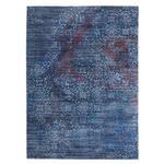 WEBTEPPICH Rainbow Leja  - Blau, Basics, Textil (70/140cm) - Novel