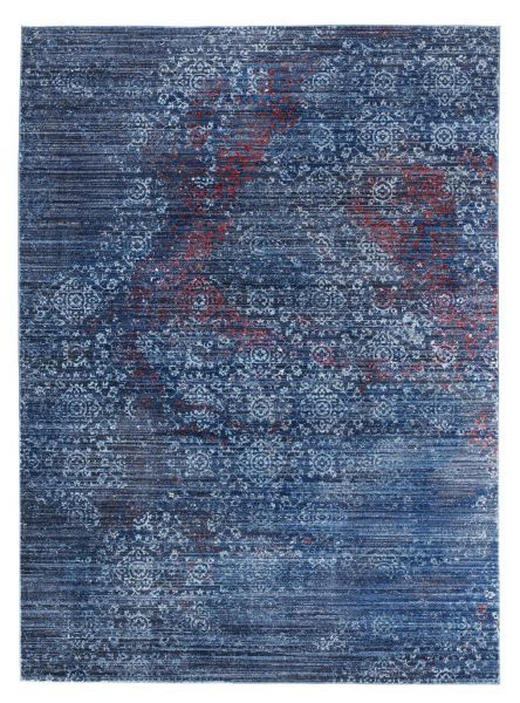 WEBTEPPICH  200/300 cm  Blau - Blau, Basics, Textil (200/300cm) - Novel