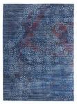 WEBTEPPICH  70/140 cm  Blau - Blau, Textil (70/140cm) - Novel