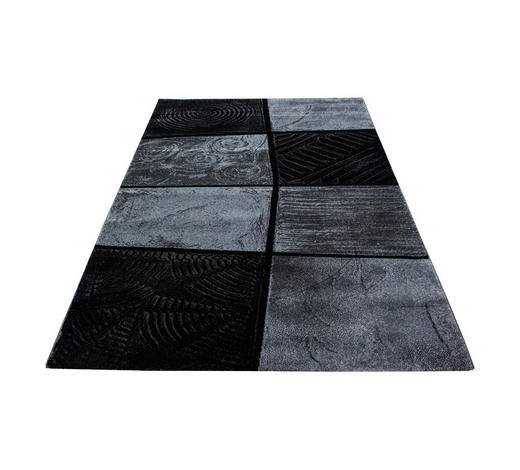 WEBTEPPICH  200/290 cm  Grau   - Grau, Trend, Textil (200/290cm) - Novel