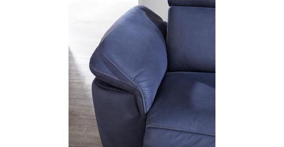 WOHNLANDSCHAFT in Textil Bernsteinfarben  - Beige/Bernsteinfarben, Design, Textil/Metall (271/242cm) - Cantus