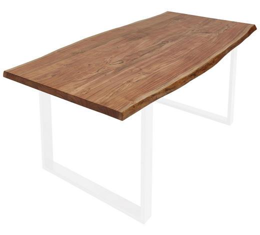 DESKA STOLU, akácie - barvy akácie, Design, dřevo (200/100/3,8cm) - Valdera