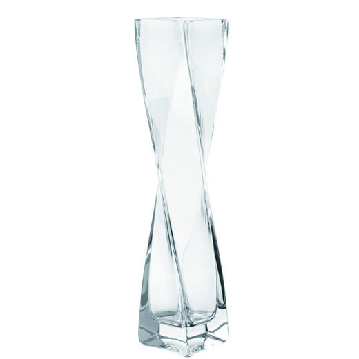 VASE - Klar, Basics, Glas (30cm) - Leonardo