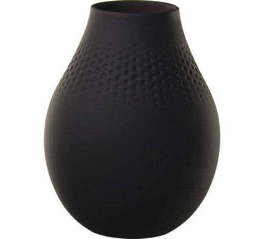 VAZA - crna, keramika (16/16/20cm) - Villeroy & Boch