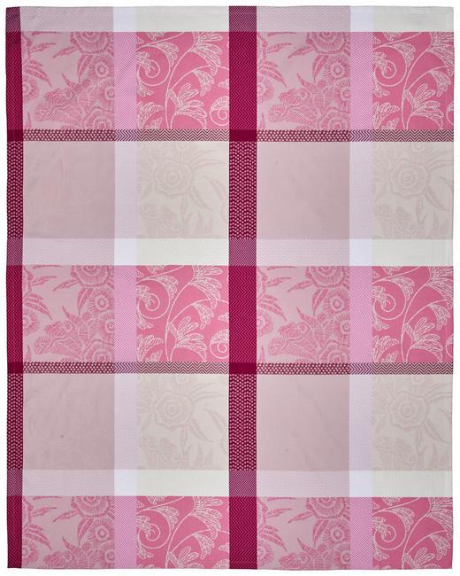 TISCHDECKE Textil Rosa 130/160 cm - Rosa, KONVENTIONELL, Textil (130/160cm) - Esposa