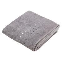 Duschtuch 70/140 cm  - Grau, Konventionell, Textil (70/140cm) - Esposa