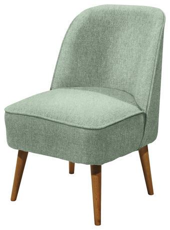 SESSEL Mintgrün - Mintgrün/Kieferfarben, Trend, Holz/Textil (54/83/66cm) - Carryhome
