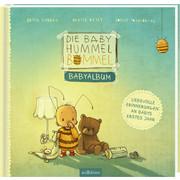 Babyalbum - Multicolor, Basics, Karton (27/26,5/2cm) - Carlsen