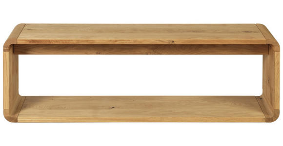 SITZBANK 140/45/30 cm - Eichefarben, Natur, Holz (140/45/30cm) - Valnatura