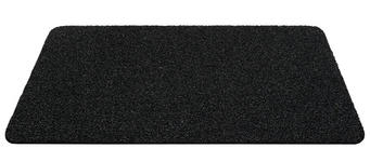 FUßMATTE  - Graphitfarben, KONVENTIONELL, Kunststoff (50/80/1cm) - Esposa