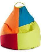 VREČA ZA SEDENJE, večbarvno tekstil  - večbarvno, Konvencionalno, tekstil (110/70cm)