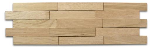 WANDPANEEL - Eichefarben, LIFESTYLE, Holz (65/19cm) - Ambiente