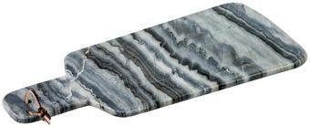 SKÄRBRÄDA - grå, sten (45/20cm)