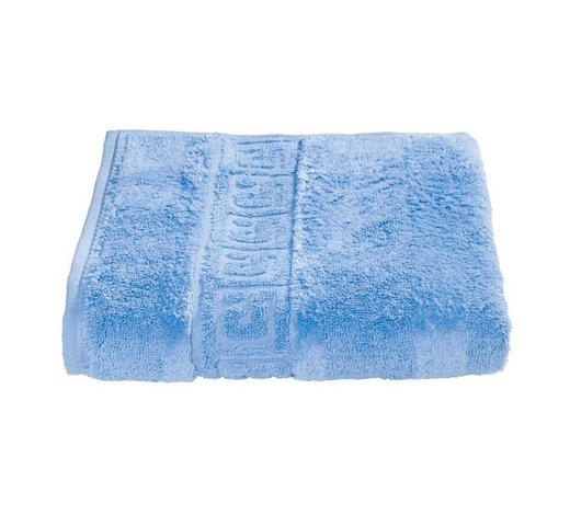HANDTUCH 50/100 cm  - Hellblau, Basics, Textil (50/100cm) - Cawoe