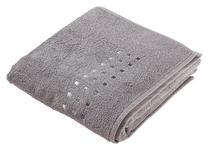 DUSCHTUCH 70/140 cm  - Anthrazit, Basics, Textil (70/140cm) - Esposa