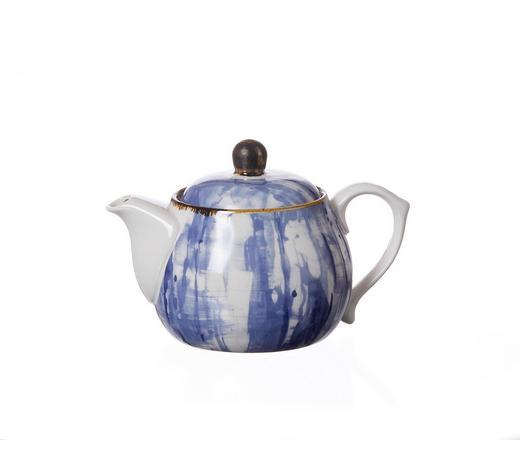 TEEKANNE - Blau/Braun, LIFESTYLE, Keramik (0,5l) - Ritzenhoff Breker