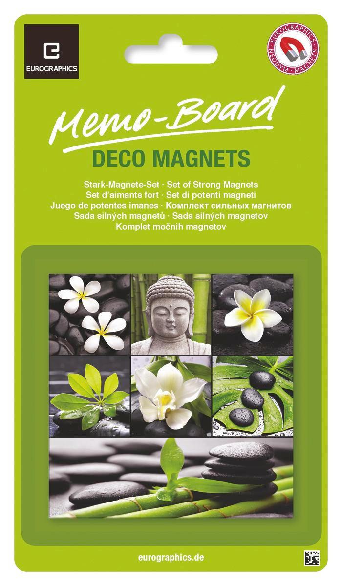 MAGNETSET - Multicolor, Basics, Metall (11/20/0.5cm) - EUROGRAPHICS
