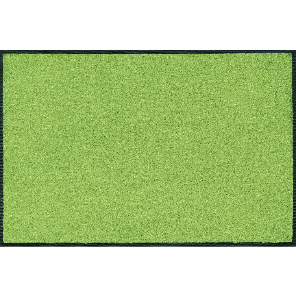 Esposa Fußmatte 50/75 cm uni grün