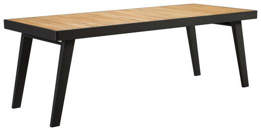 Gartentisch Holz Metall Anthrazit Online Kaufen Xxxlutz