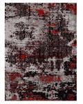 FLACHWEBETEPPICH  70/140 cm  Grau, Rot - Rot/Grau, Basics, Textil (70/140cm) - Novel