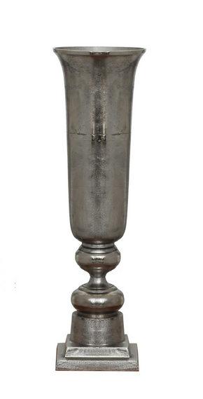VAS - silver, Basics, metall (27,5/101cm) - Ambia Home