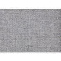 SEDEŽNA GARNITURA,  svetlo siva, temno siva tekstil  - temno siva/krom, Design, umetna masa/tekstil (302/187cm) - Carryhome