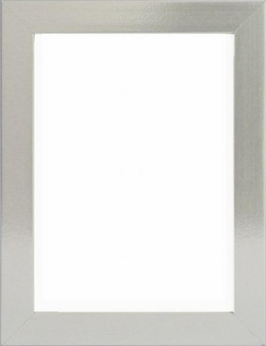 BILDERRAHMEN in Silberfarben - Silberfarben, Basics, Holz (63/53/3cm)