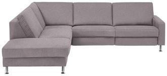 WOHNLANDSCHAFT in Textil Alufarben  - Alufarben, Design, Textil/Metall (242/275cm) - Dieter Knoll