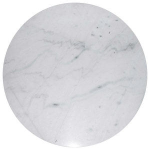 TOPPSKIVA ACCENT - vit, Design, sten (110/2cm)