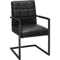 ŽIDLE, kov, textil, černá, - černá, Trend, kov/textil (55/92/63cm) - Ambia Home