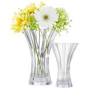 Vasen Set 2-tlg. - Klar, Basics, Glas - NACHTMANN