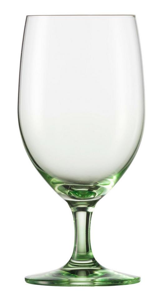 WASSERGLAS - Klar/Grün, Glas (27,9/19,4/18,6cm) - Schott Zwiesel