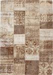 VINTAGE-TEPPICH - Beige, LIFESTYLE, Kunststoff/Textil (80/150cm) - Novel