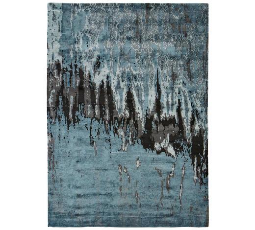 KOBEREC ORIENTÁLNÍ, 250/300 cm, tyrkysová - tyrkysová, Design, textil (250/300cm) - Esposa