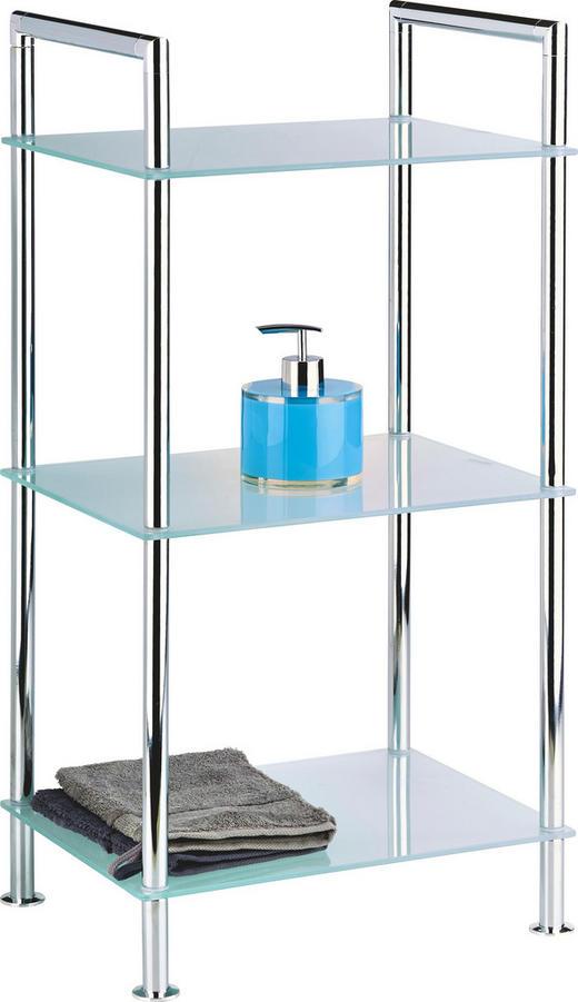 REGAL Klar - Klar, Design, Glas/Metall (37/28.5/71cm)
