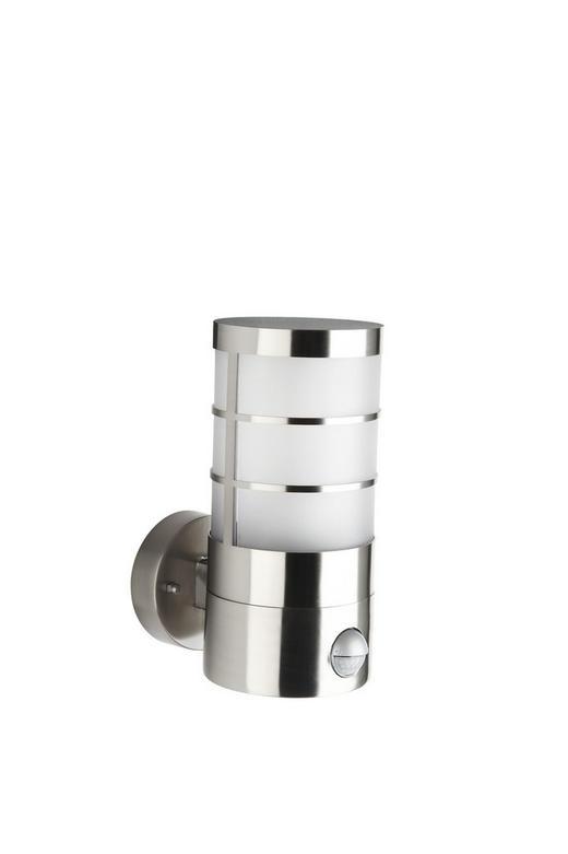 AUßENWANDLEUCHTE Edelstahlfarben - Edelstahlfarben, Basics, Metall (10/22.4/15cm) - PHILIPS