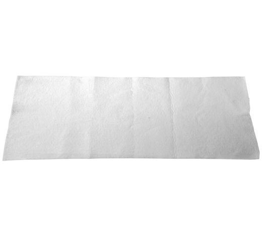 BÜGELBRETT UNTERLAGE - Weiß, Basics, Kunststoff (50/130cm)