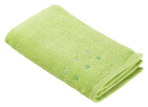 GÄSTHANDDUK - grön, Klassisk, textil (30/50cm) - Esposa