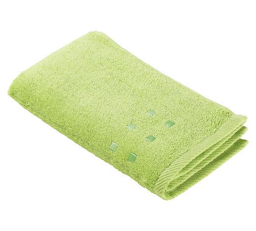 RUČNÍK PRO HOSTY - zelená, Konvenční, textil (30/50cm) - Esposa