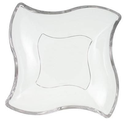 SCHALE Glas - Klar, Basics, Glas (14/14cm) - VILLEROY & BOCH