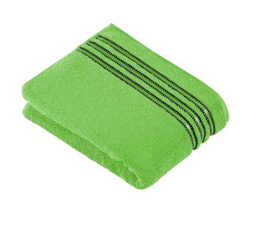 RUČNIK ZA TUŠIRANJE - zelena, Konvencionalno, tekstil (67/140cm) - Vossen