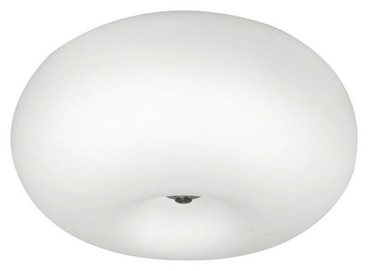 SVÍTIDLO STROPNÍ - bílá/barvy niklu, Design, kov/sklo (35/21cm)