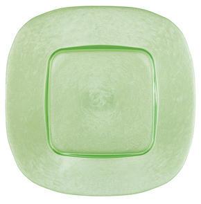UNDERTALLRIK - ljusgrön, Design, glas (34/34cm) - Novel