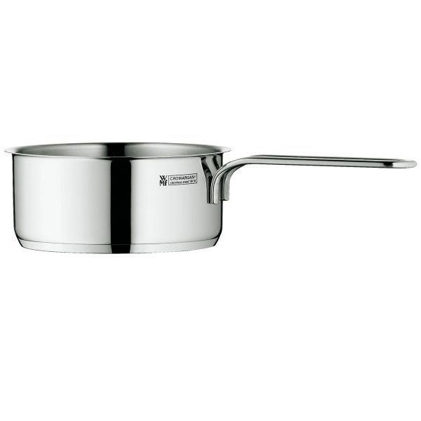 STIELKASSEROLLE 0,5 l Mini - Edelstahlfarben, Basics, Metall (10cm) - WMF
